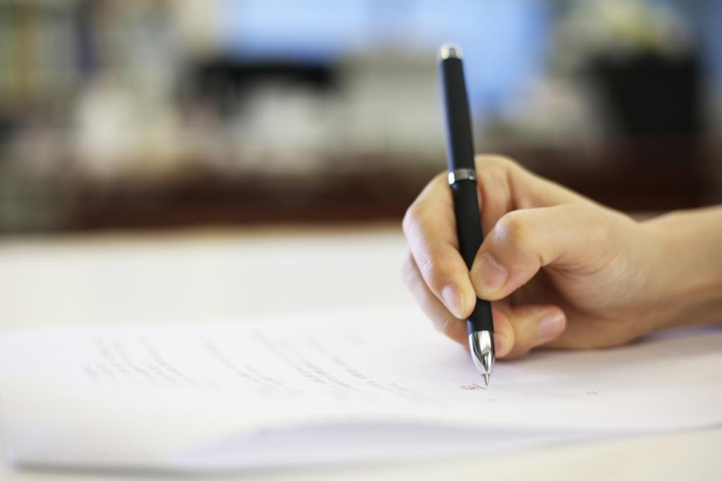 履歴書の特記事項は何を書けば良い?