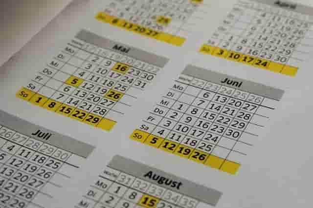 週休二日制は完全週休二日制と違う!勘違いしていると休めないことも…?
