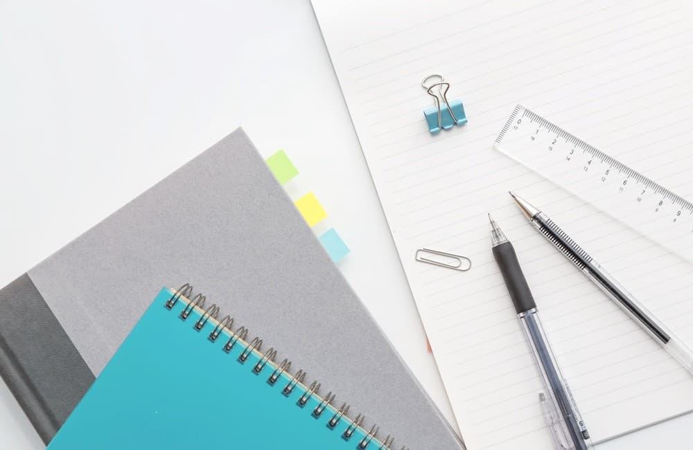 8割が実践!就活ノートの作り方と書き方4つのポイントとテンプレ