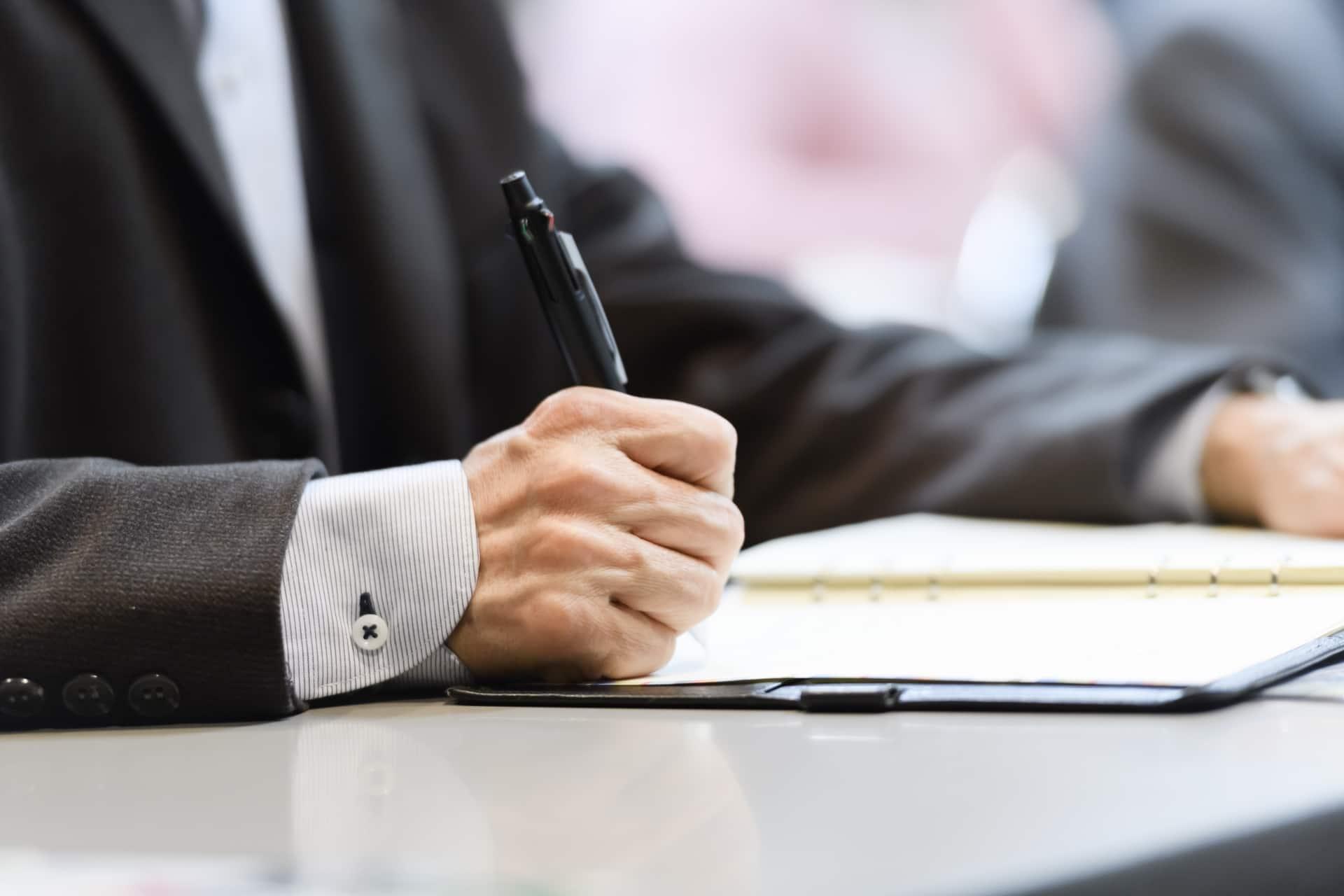 役員面接で採用を勝ち取るための対策は?よく聞かれる質問や回答のポイント